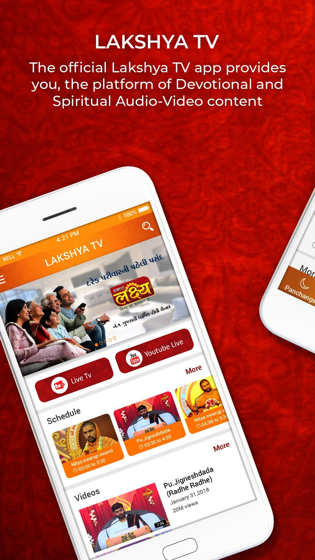 Lakshya TV for Android - APK Download