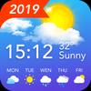 天気予報&ウィジェット&レーダー アイコン