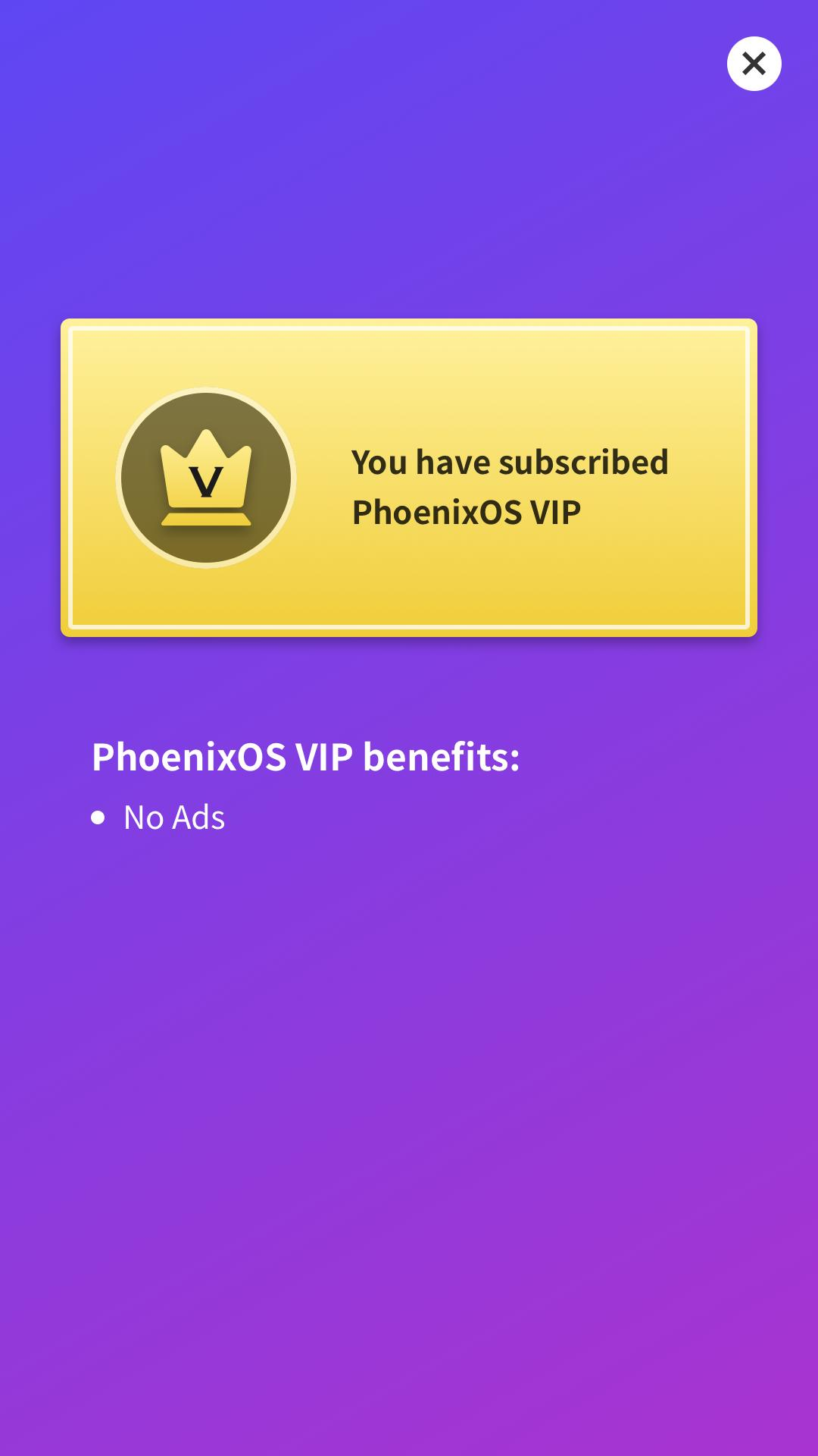 PhoenixOS VIP for Android - APK Download