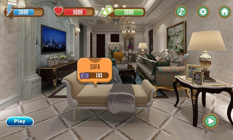 House Makeover Game House Design Games For Android Apk Download