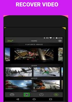Delete Video Recovery screenshot 1