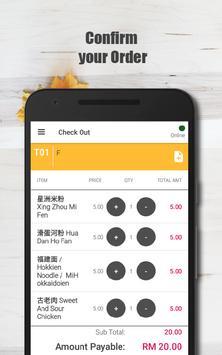 Cha Ching F&B POS screenshot 2