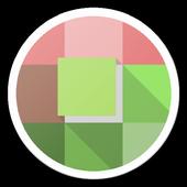 Organic Pixel icon