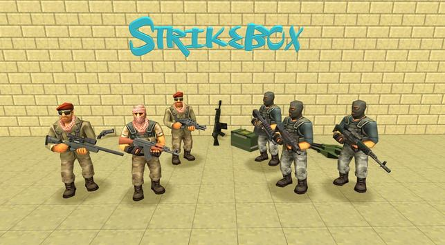 StrikeBox: Sandbox&Shooter screenshot 11