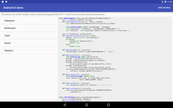 python 3 download for android