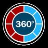 Digital Field Compass ikona