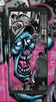 Character Graffiti Wallpapers screenshot 2