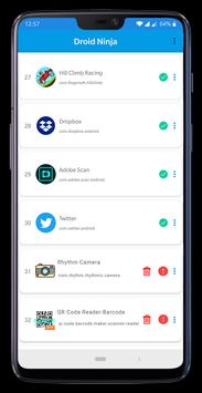 Droid Ninja - Detect Malicious Apps Spying on You screenshot 1