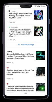 Droid Ninja - Detect Malicious Apps Spying on You screenshot 4