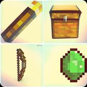 Угадай предмет из майна icon