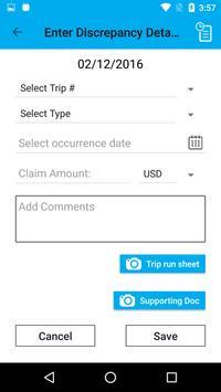 Charger Logistics Driver App screenshot 4