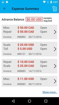 Charger Logistics Driver App screenshot 3