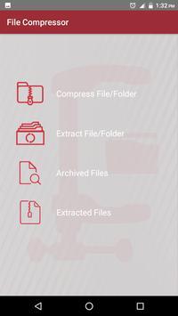 File Compressor screenshot 3