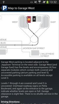 DIA Parking screenshot 1