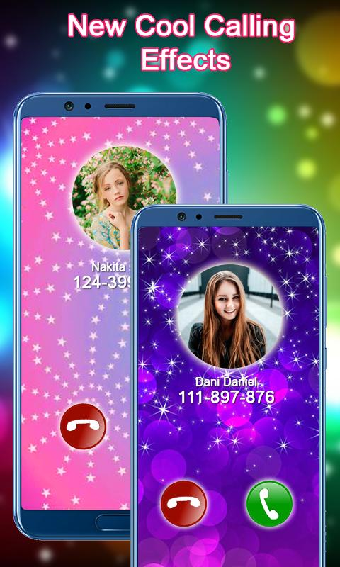 My Photo Calling Screen Flashing LED Light for Android - APK