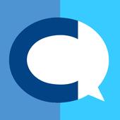 Chat app prototype (RV) icon