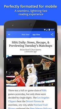 Chat Sports imagem de tela 3