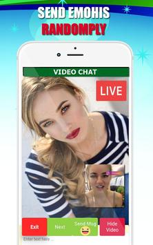Video call chat - live video chat with strangers screenshot 3