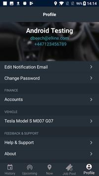 Chauffeured By Car Driver screenshot 4