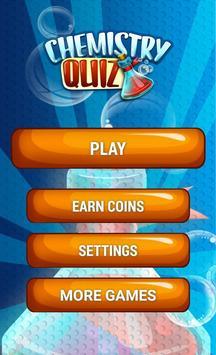 Chemistry Trivia Game poster