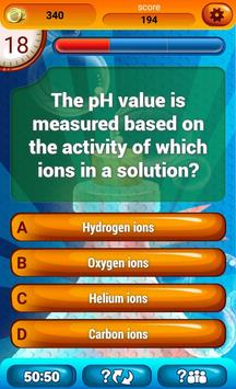 Chemistry Trivia Game screenshot 4