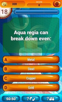 Chemistry Trivia Game screenshot 5