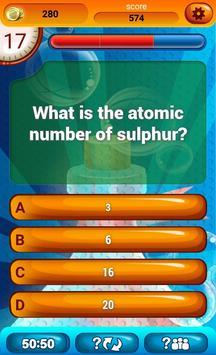 Chemistry Trivia Game screenshot 7