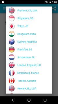 Super VPN - Best Free Proxy تصوير الشاشة 1