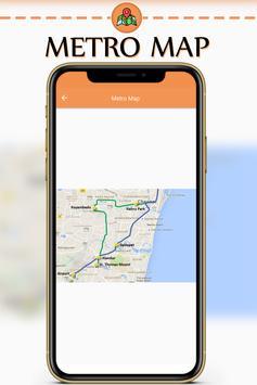 Chennai Guide - Metro, Bus Routes and Map screenshot 1