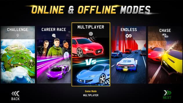 MR RACER : Car Racing Game - Premium - MULTIPLAYER screenshot 14