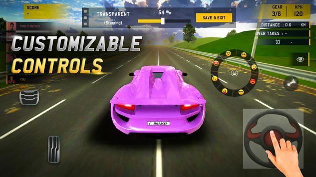 MR RACER : Car Racing Game - Premium - MULTIPLAYER screenshot 5