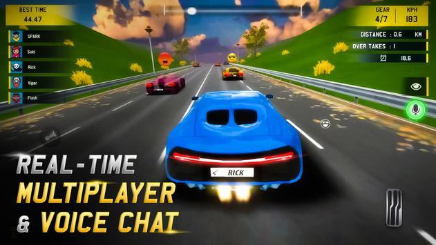 MR RACER : Car Racing Game - Premium - MULTIPLAYER screenshot 9