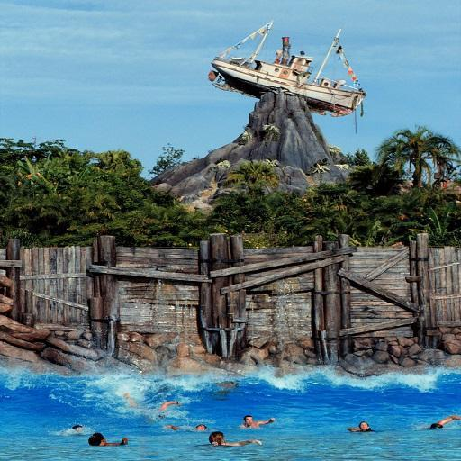Disney Typhoon Lagoon Park Map 2019 for Android - APK Download