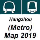 Hangzhou Subway Map English.Hangzhou Subway Mrt Metro System Map 2019 For Android Apk Download