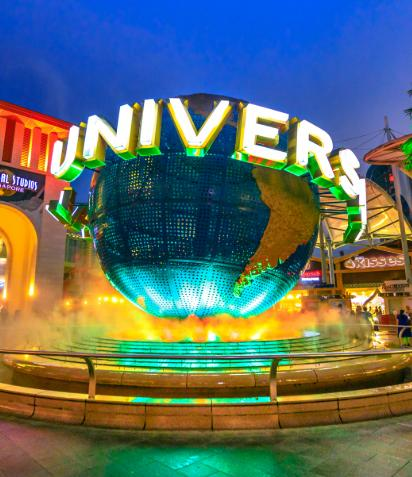 Universal Studios Singapore Park Map 2019 for Android - APK