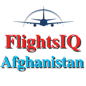 Cheap and Discount Flights Afghanistan - FlightsIQ icon