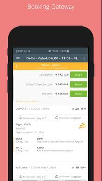 Cheap and Discount Flights Afghanistan - FlightsIQ screenshot 4