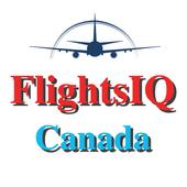 Cheap Flights Canada -  FlightsIQ icon