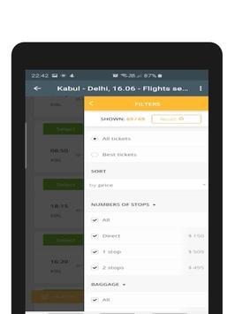 Cheap Flights Canada -  FlightsIQ screenshot 8