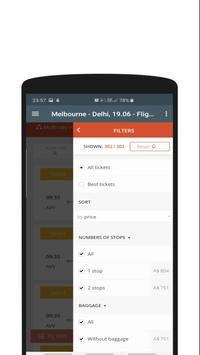 Cheap Flights Australia to India - FlightsIQ screenshot 3