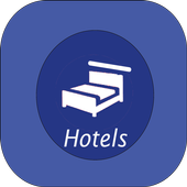 cheapest hotels icon