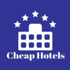 Hotels Booking: Book A Hotel with Discount & Deals 圖標