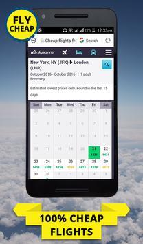 Cheap Flights screenshot 3