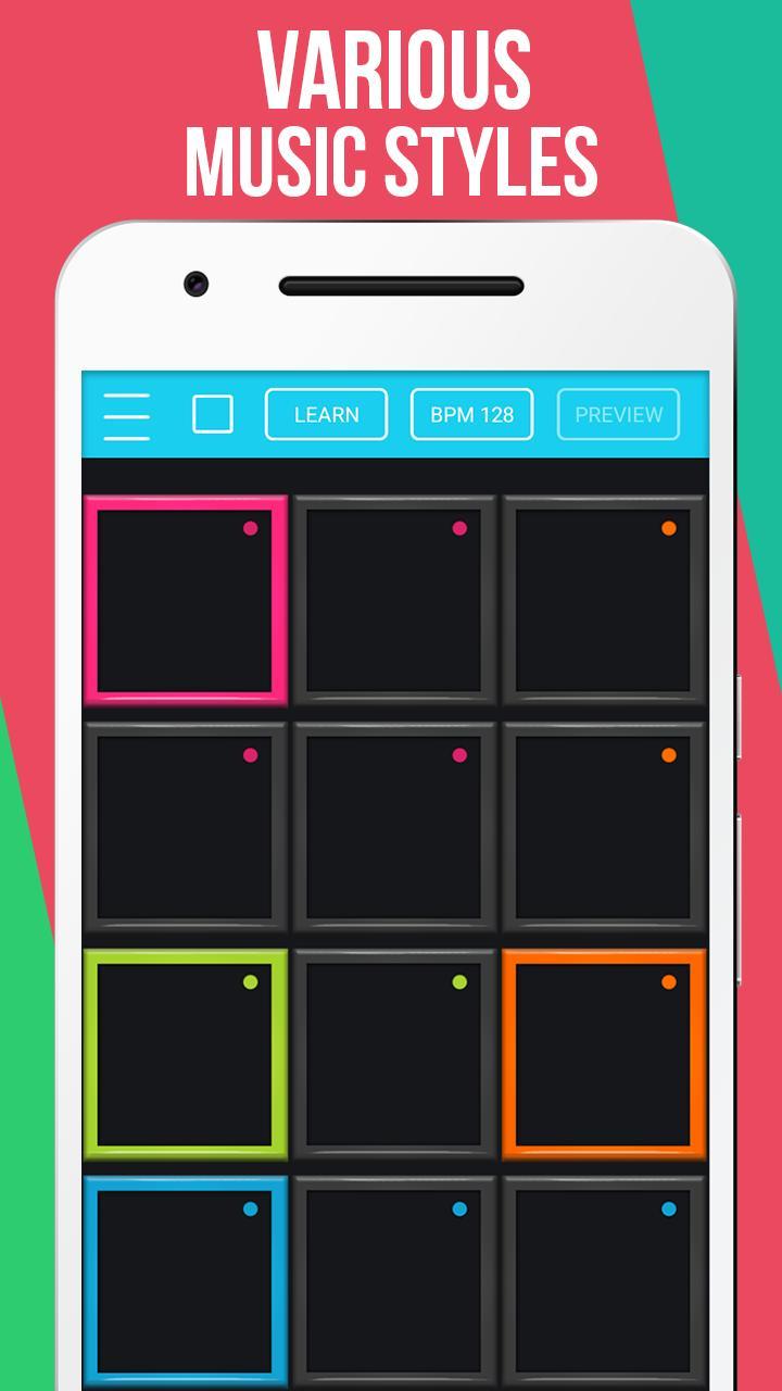 drum pads guru for android apk download. Black Bedroom Furniture Sets. Home Design Ideas