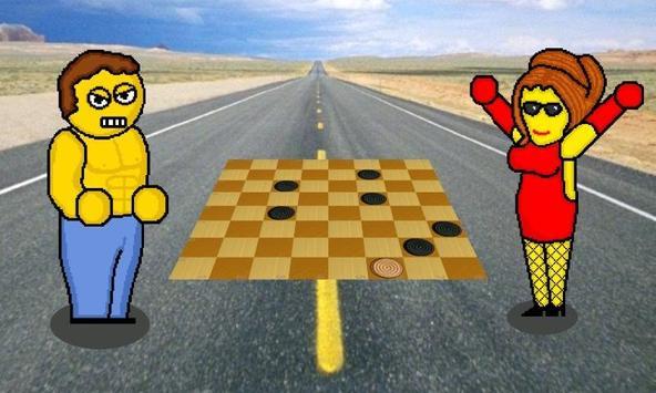 Стрип шашки screenshot 4