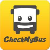 CheckMyBus: Compare and find cheap bus tickets ikona