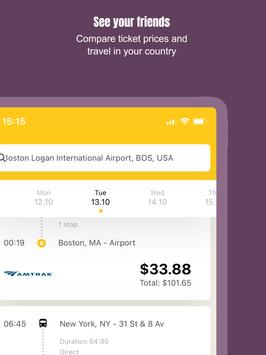 CheckMyBus: Compare and find cheap bus tickets screenshot 13