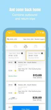 CheckMyBus: Compare and find cheap bus tickets screenshot 2