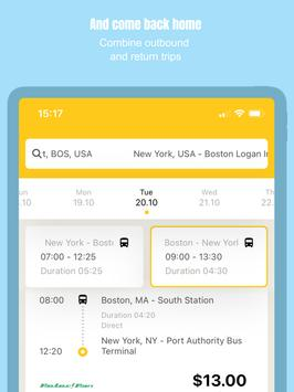 CheckMyBus: Compare and find cheap bus tickets screenshot 8