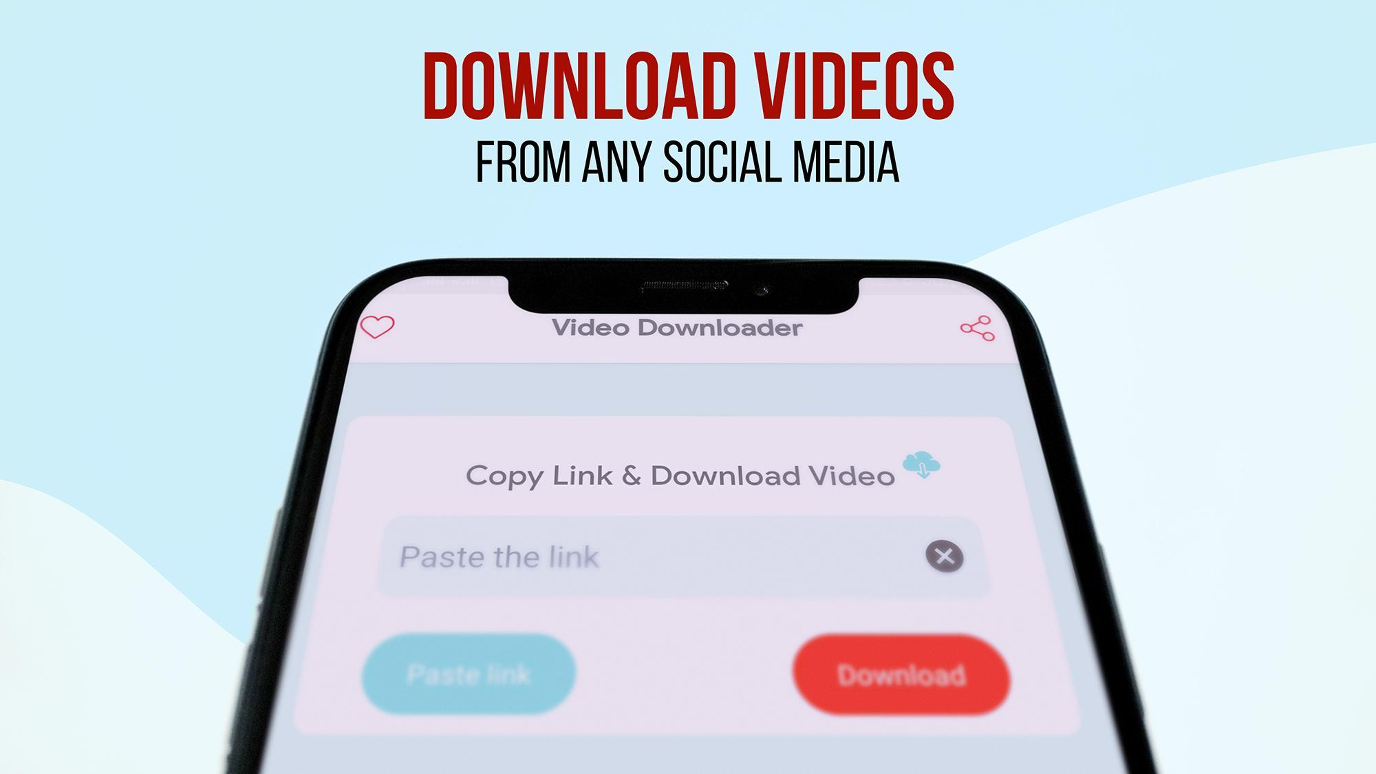 Swift Video Downloader- Sharing App for Android - APK Download